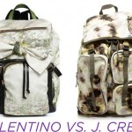 Floral Backpacks from Valentino and J. Crew