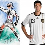 The World Cup by Lanvin, Karl Lagerfeld, Versace, and Giambattista Valli