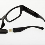 ck Glasses With USB Flash Drive