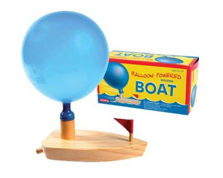 balloon-powered-boat