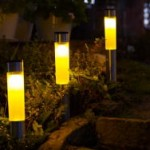 Ikea Solar Powered Lights