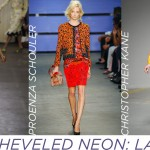 SS11 Emerging Trend: Disheveled Neon